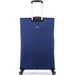 Antler Zeolite Large 80cm Softside Suitcase Blue 42615 - 1