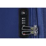 Antler Zeolite Large 80cm Softside Suitcase Blue 42615 - 5