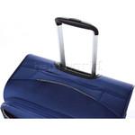 Antler Zeolite Large 80cm Softside Suitcase Blue 42615 - 6
