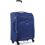 Antler Zeolite Medium 66cm Softside Suitcase Blue 42616