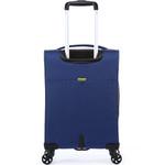 Antler Zeolite Small/Cabin 56cm Softside Suitcase Blue 42626 - 1