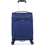 Antler Zeolite Small/Cabin 56cm Softside Suitcase Blue 42626 - 3