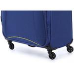 Antler Zeolite Small/Cabin 56cm Softside Suitcase Blue 42626 - 7