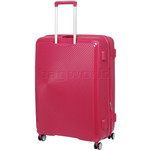 American Tourister Curio Hardside Suitcase Set of 3 Pink 87999, 86229, 86230 with FREE Samsonite Luggage Scale 34042 - 1