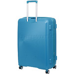 American Tourister Curio Hardside Suitcase Set of 3 Turquoise 87999, 86229, 86230 with FREE Samsonite Luggage Scale 34042 - 1