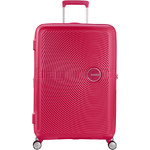 American Tourister Curio Hardside Suitcase Set of 3 Pink 87999, 86229, 86230 with FREE Samsonite Luggage Scale 34042 - 2
