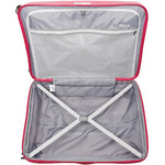 American Tourister Curio Hardside Suitcase Set of 3 Pink 87999, 86229, 86230 with FREE Samsonite Luggage Scale 34042 - 3