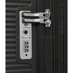 American Tourister Curio Hardside Suitcase Set of 3 Black 87999, 86229, 86230 with FREE Samsonite Luggage Scale 34042 - 4
