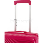 American Tourister Curio Hardside Suitcase Set of 3 Pink 87999, 86229, 86230 with FREE Samsonite Luggage Scale 34042 - 5