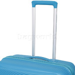 American Tourister Curio Hardside Suitcase Set of 3 Turquoise 87999, 86229, 86230 with FREE Samsonite Luggage Scale 34042 - 5