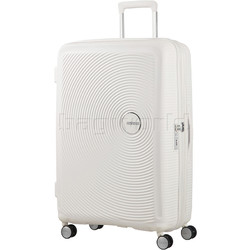American Tourister Curio Large 80cm Hardside Suitcase White 86230