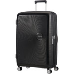 American Tourister Curio Large 80cm Hardside Suitcase Black 86230