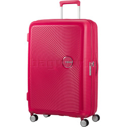 American Tourister Curio Large 80cm Hardside Suitcase Pink 86230