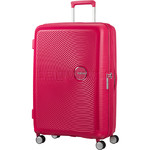 American Tourister Curio Large 80cm Expandable Hardside Suitcase Pink 86230