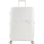 American Tourister Curio Large 80cm Hardside Suitcase White 86230 - 2