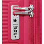 American Tourister Curio Large 80cm Hardside Suitcase Pink 86230 - 4