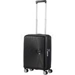 American Tourister Curio Small/Cabin 55cm Hardside Suitcase Black 87999 - 2