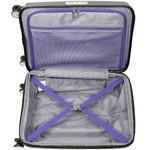 American Tourister Curio Small/Cabin 55cm Hardside Suitcase Black 87999 - 3