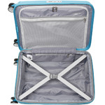 American Tourister Curio Small/Cabin 55cm Hardside Suitcase Turquoise 87999 - 3