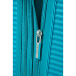 American Tourister Curio Small/Cabin 55cm Hardside Suitcase Turquoise 87999 - 5