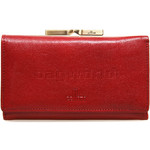 Cellini Tuscany Leather Purse Red TA052