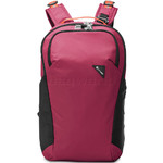 """Pacsafe Vibe 20L Anti-Theft 13.3"""" Laptop/Tablet Backpack Dark Berry 60291"""