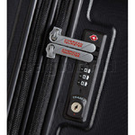 American Tourister Airforce 1 Small/Cabin 55cm Hardside Suitcase Galaxy Black 87810 - 5