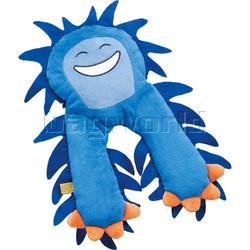 GO Travel Kids Monster Neck Pillow Blue G2696