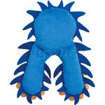 GO Travel Kids Monster Neck Pillow Blue G2696 - 1