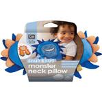 GO Travel Kids Monster Neck Pillow Blue G2696 - 2