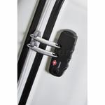 American Tourister Waverider Medium 66cm Hardside Suitcase Pure White 70413 - 4