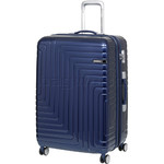 American Tourister Dartz Large 75cm Expandable Hardside Suitcase Navy 87067