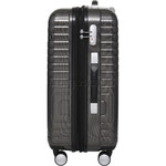 American Tourister Dartz Medium 65cm Hardside Suitcase Black Checks 87024 - 2