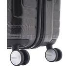 American Tourister Dartz Medium 65cm Hardside Suitcase Black Checks 87024 - 5