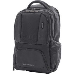 "American Tourister Logix 03 15.6"" Laptop Backpack Black 87860"