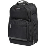 "Qantas Business 15.6"" Laptop & Tablet Backpack Black QF4"
