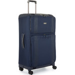 Antler Titus Large 83cm Softside Suitcase Navy 90622