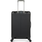 Antler Titus Medium 69cm Softside Suitcase Black 90623 - 1