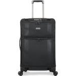 Antler Titus Medium 69cm Softside Suitcase Black 90623 - 2