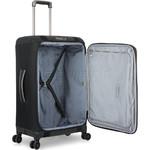 Antler Titus Medium 69cm Softside Suitcase Black 90623 - 3