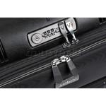 Antler Titus Medium 69cm Softside Suitcase Black 90623 - 5