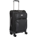 Antler Titus Small/Cabin 56cm Softside Suitcase Black 90626