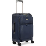 Antler Titus Small/Cabin 56cm Softside Suitcase Navy 90626