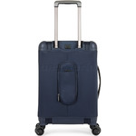 Antler Titus Small/Cabin 56cm Softside Suitcase Navy 90626 - 1