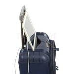 Antler Titus Small/Cabin 56cm Softside Suitcase Navy 90626 - 7