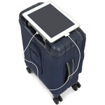 Antler Titus Small/Cabin 56cm Softside Suitcase Navy 90626 - 8
