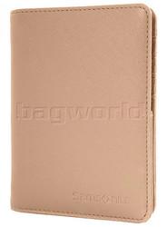 Samsonite RFID Blocking Passport Cover Sandstone 62660