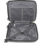 American Tourister Bon Air Deluxe Small/Cabin 55cm Hardside Suitcase Black 87851 - 3