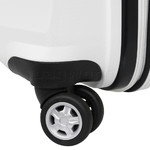 American Tourister Bon Air Deluxe Small/Cabin 55cm Hardside Suitcase White 87851 - 5