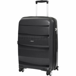 American Tourister Bon Air Deluxe Medium 66cm Hardside Suitcase Black 87852